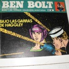 Cómics: BEN BOLT 2.EDICIONES BURU LAN,AÑO 1973.. Lote 289333953