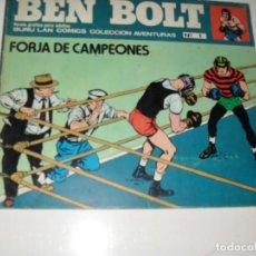 Cómics: BEN BOLT 1,EL PRIMERO.EDICIONES BURU LAN,AÑO 1973.. Lote 289334338
