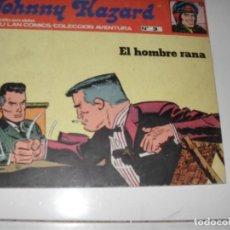 Cómics: JOHNNY HAZARD 3.EDICIONES BURU LAN,AÑO 1973.. Lote 289335348