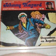 Cómics: JOHNNY HAZARD 2.EDICIONES BURU LAN,AÑO 1973.. Lote 289335583