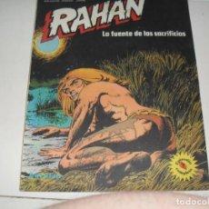 Cómics: RAHAN 20(DE 24).EDICIONES BURU LAN,AÑO 1974.. Lote 289342783