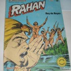 Cómics: RAHAN 19(DE 24).EDICIONES BURU LAN,AÑO 1974.. Lote 289342903