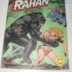 Cómics: RAHAN 1,EL PRIMERO.(DE 24).EDICIONES BURU LAN,AÑO 1974.. Lote 289343218