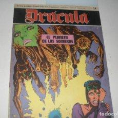 Comics: DRACULA 59.EDICIONES BURU LAN,AÑO 1971.. Lote 289386763