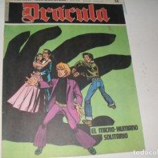 Comics: DRACULA 56.EDICIONES BURU LAN,AÑO 1971.. Lote 289386803