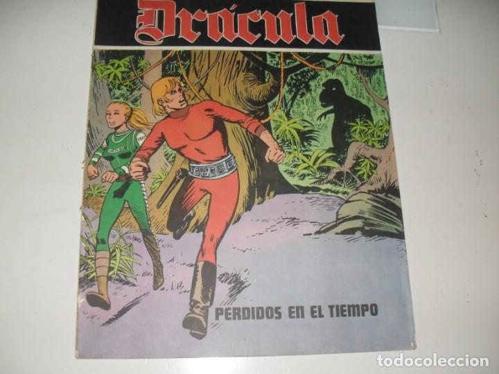 DRACULA 55.EDICIONES BURU LAN,AÑO 1971. (Tebeos y Comics - Buru-Lan - Drácula)