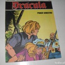 Cómics: DRACULA 50.EDICIONES BURU LAN,AÑO 1971.. Lote 289386888