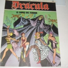 Cómics: DRACULA 49.EDICIONES BURU LAN,AÑO 1971.. Lote 289386933