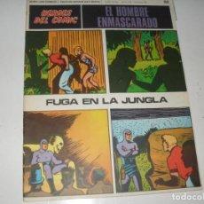 Cómics: EL HOMBRE ENMASCARADO 60(DE 96).EDICIONES BURU LAN,AÑO 1971.. Lote 289387263