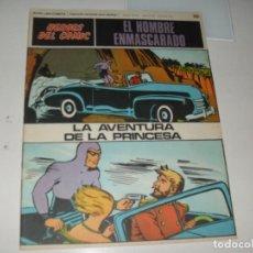 Cómics: EL HOMBRE ENMASCARADO 59(DE 96).EDICIONES BURU LAN,AÑO 1971.. Lote 289387308