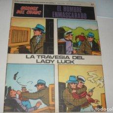 Cómics: EL HOMBRE ENMASCARADO 57(DE 96).EDICIONES BURU LAN,AÑO 1971.. Lote 289387428