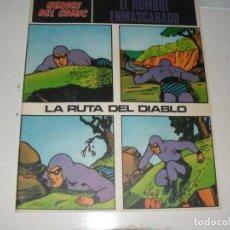 Cómics: EL HOMBRE ENMASCARADO 54(DE 96).EDICIONES BURU LAN,AÑO 1971.. Lote 289387563