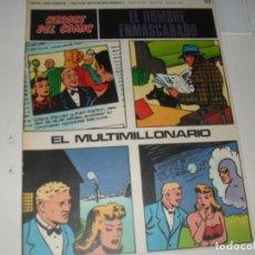 Cómics: EL HOMBRE ENMASCARADO 53(DE 96).EDICIONES BURU LAN,AÑO 1971.. Lote 289387608