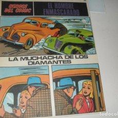 Cómics: EL HOMBRE ENMASCARADO 51(DE 96).EDICIONES BURU LAN,AÑO 1971.. Lote 289387683