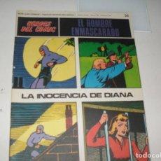 Cómics: EL HOMBRE ENMASCARADO 50(DE 96).EDICIONES BURU LAN,AÑO 1971.. Lote 289387708