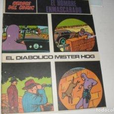 Cómics: EL HOMBRE ENMASCARADO 49(DE 96).EDICIONES BURU LAN,AÑO 1971.. Lote 289387883