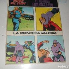 Cómics: EL HOMBRE ENMASCARADO 45(DE 96).EDICIONES BURU LAN,AÑO 1971.. Lote 289387983