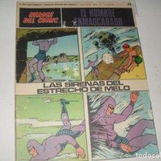 Cómics: EL HOMBRE ENMASCARADO 44(DE 96).EDICIONES BURU LAN,AÑO 1971.. Lote 289388008