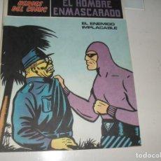 Cómics: EL HOMBRE ENMASCARADO 25(DE 96).EDICIONES BURU LAN,AÑO 1971.. Lote 289388058