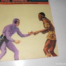 Comics: EL HOMBRE ENMASCARADO 18.(DE 96).EDICIONES BURU LAN,AÑO 1971.PORTADA DE ENRICH.. Lote 289388173