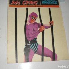 Cómics: EL HOMBRE ENMASCARADO 17.(DE 96).EDICIONES BURU LAN,AÑO 1971.PORTADA DE ENRICH.. Lote 289388268