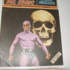Comics: EL HOMBRE ENMASCARADO 1,EL PRIMERO.(DE 96).EDICIONES BURU LAN,AÑO 1971.PORTADA DE ENRICH.. Lote 289388463
