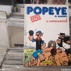 Cómics: POPEYE EL MARINO 2 EL SUPERCAMPEON. Lote 289446408