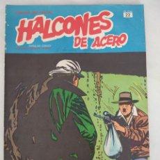 Cómics: HALCONES DE ACERO UN PÁJARO LA HECHICERA DE ALAWOONA EN LA MANO N 22. Lote 289451553