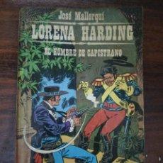Cómics: LORENA HARDING. JOSÉ MALLORQUÍ. COMPLETA. 11 TOMOS. BURU LAN (1970). Lote 289632323