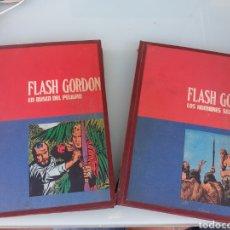Cómics: FLASH GORDON, BURU LAM, 1972 TOMO 2 Y 6. Lote 289683418
