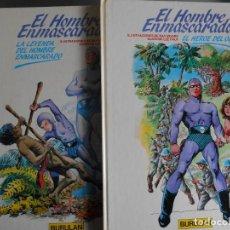 Cómics: EL HOMBRE ENMASCARADO Nº 1 Y 3. Lote 289832118