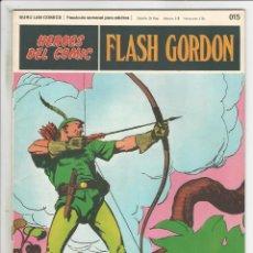 Cómics: BURU LAN. HÉROES DEL CÓMIC. FLASH GORDON. 15. Lote 273198703