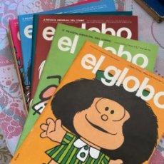 Cómics: COLECCIÓN REVISTA EL GLOBO (ENVÍO GRATIS). Lote 290675748