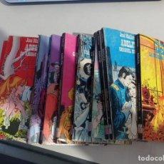 Cómics: ADELITA. JOSÉ MALLORQUÍ. BURU LAN 1971. COLECCIÓN COMPLETA 12 NÚMEROS REF. UR. Lote 291397788