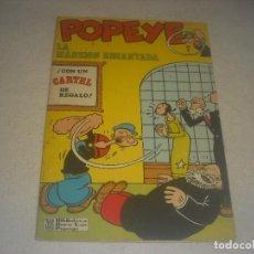 Cómics: POPEYE N. 7 . LA MANSION ENCANTADA. 1971. Lote 291432688