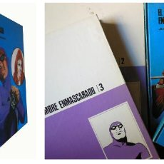 Cómics: EL HOMBRE ENMASCARADO ( 8 VOLUMENES NUMEROS DEL 0 AL 7 COLECCIÓN COMPLETA) 1971RAY MOORE Y LEE FALK. Lote 291878103