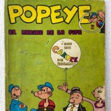 Cómics: POPEYE #2 - EL MARINO DE LA PIPA -BURULAN. Lote 291936428