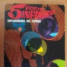 Cómics: 5 POR INFINITO. EXPLORADORES DEL ESPACIO. BURULÁN. Lote 291951108