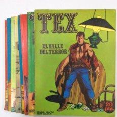 Comics: TEX COLECCIÓN COMPLETA 92 NÚMEROS BURU-LAN BURULAN. Lote 292154408