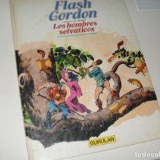 Cómics: FLASH GORDON 6.BURU LAN EDICIONES,AÑO 1983.CON AVENTURA COMPLETA LOS HOMBRES SELVATICOS.. Lote 293791538