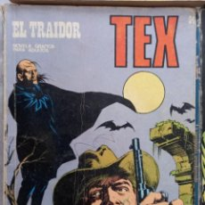 Cómics: TEX BURULAN Nº 54. Lote 294127633