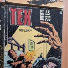 Cómics: TEX BURULAN Nº 55. Lote 294128403