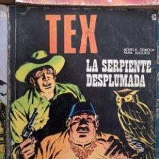 Cómics: TEX BURULAN Nº 43. Lote 294128683