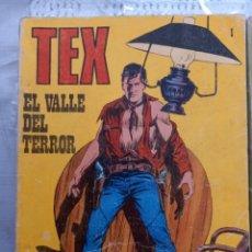 Cómics: TEX BURULAN Nº 1. Lote 294129803