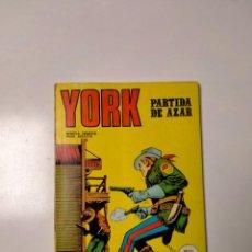 Cómics: SARGENTO YORK NÚMERO 6 BURU LAN EDICIONES AÑO 1971. Lote 295850338