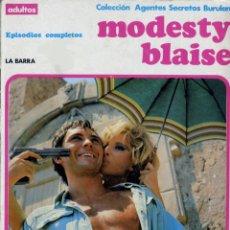 Cómics: LIBRO/COMIC DE MODESTY BLAISE. Lote 296720138