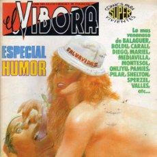 Cómics: EL VIBORA ESPECIAL HUMOR. Lote 4075463