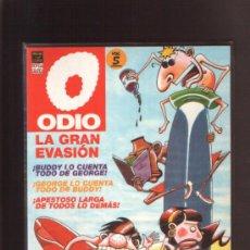 Cómics: ODIO Nº 5 DE PETER BAGGE, EDICIONES LA CÚPULA, EXCELENTE ESTADO. Lote 10586570