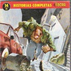 Cómics: HISTORIAS COMPLETAS EL VIBORA Nº 14 -- DON CIPOTON., DE BOADA,-- GENIAL¡¡. Lote 26304699
