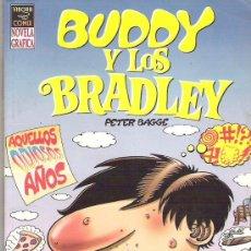 Cómics: BUDDY Y LOS BRADLEY / AUTOR : PETER BAGGE ***1997 VIBORA COMIX. Lote 16005546